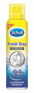 Fresh Step - antyperspirant 150ml